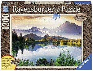 Ravensburger Puzzle 19901 - Sonnige Berglandschaft, 1200-teilig