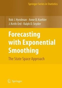 Forecasting with Exponential Smoothing