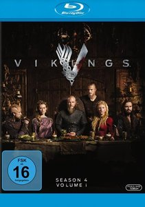 Vikings - Season 4 - Part 1, Blu-ray