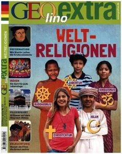 GEOlino extra Weltreligionen