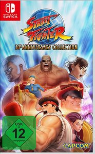 Street Fighter - 30th Anniversary Collection (Nintendo Switch)