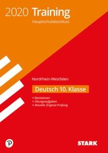 STARK Training Hauptschulabschluss 2020 - Deutsch - NRW