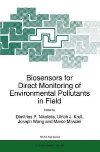 Biosensors for Direct Monitoring of Environmental Pollutants in