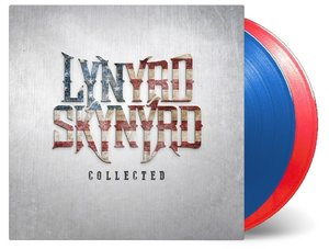 Collected (ltd blau/rotes Vinyl)