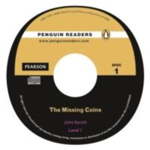 Level 1: The Missing Coins Book and CD Pack
