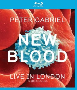 New Blood: Live In London (Bluray)