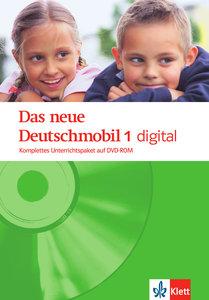 Das neue Deutschmobil. Lehrwerk für Kinder. Das neue Deutschmobi