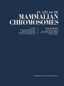 An Atlas of Mammalian Chromosomes
