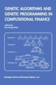 Genetic Algorithms and Genetic Programming in Computational Fina