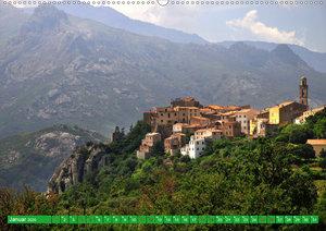 Korsika - die Perle im Mittelmeer (Wandkalender 2020 DIN A2 quer