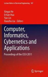 Computer, Informatics, Cybernetics and Applications