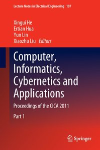 Computer, Informatics, Cybernetics and Applications