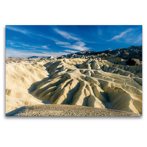 Premium Textil-Leinwand 120 cm x 80 cm quer Zabriski Point, Deat