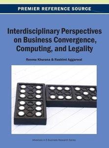 Interdisciplinary Perspectives on Business Convergence, Computin