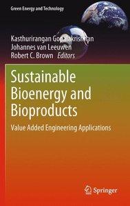 Sustainable Bioenergy and Bioproducts