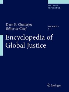 Encyclopedia of Global Justice 2 Bände