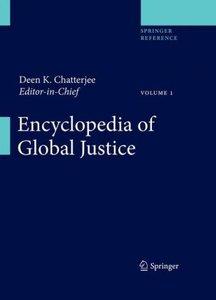 Encyclopedia of Global Justice 2 Bände