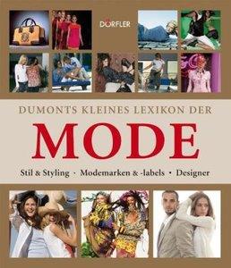 Dumonts kleines Lexikon der Mode