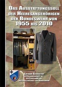 Das Ausstattungssoll der Heeresangehörigen der Bundeswehr von 19