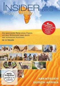 Insider - Afrika Trans Afrika (13teilige Serie)