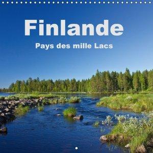 Finlande - Pays des mille lacs (Calendrier mural 2015 300 × 300
