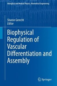 Biophysical Regulation of Vascular Differentiation and Assembly