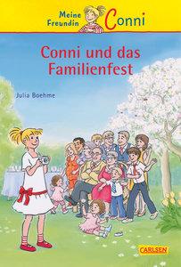 Conni-Erzählbände, Band 25: Conni und das Familienfest