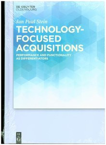 Technology-focused Acquisitions