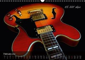 ROCK GUITARS put into the spotlight