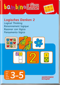 bambinoLÜK Logisches Denken 2