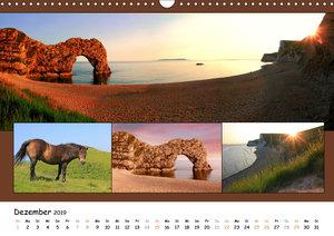 Malerisches Südengland 2019 (Wandkalender 2019 DIN A3 quer)
