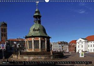 Stadt Wismar 2019 (Wandkalender 2019 DIN A3 quer)