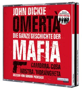 Omerta-Die Ganze Geschichte Der Mafia