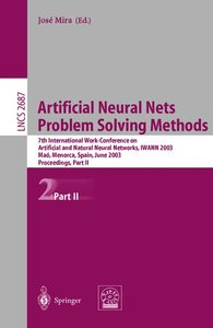 Artificial Neural Nets. Problem Solving Methods