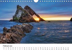 North Coast 500 - Schottlands Traumstraße (Wandkalender 2020 DIN