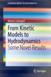 From Kinetic Models to Hydrodynamics