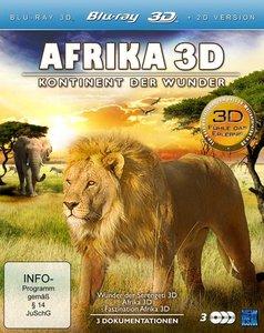 Afrika 3D - Kontinent der Wunder