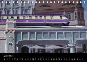 Spur N und Z international, Modelleisenbahn