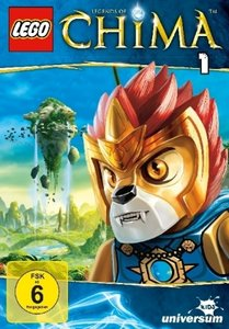 LEGO - Legends of Chima 1 (DVD)