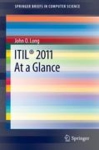 ITIL® 2011 At a Glance