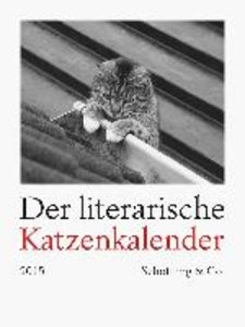literarische Katzenkalender 2015