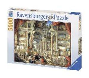 Ravensburger 17409 - Panini: Vedute di Roma Modern, 5000 Teile P