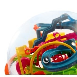 Invento 501080 - Addict-a-ball, Large, Maze 1, Puzzle Game