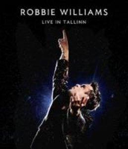 Robbie Williams: Live In Tallinn (Blu-Ray)