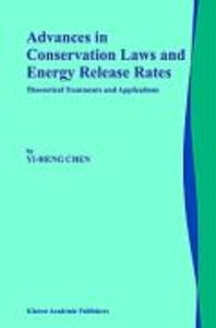Advances in Conservation Laws and Energy Release Rates