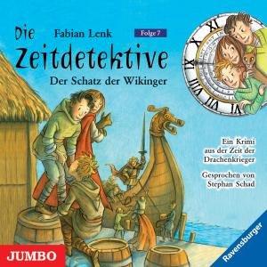 Die Zeitdetektive 07. Der Schatz der Wikinger