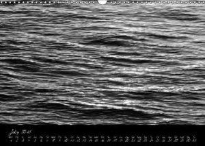 Watervision in B&W / 2015 (Wall Calendar 2015 DIN A3 Landscape)