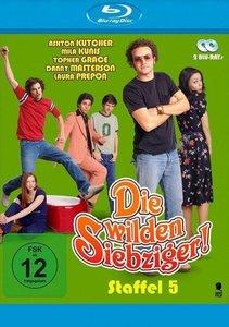 Die wilden Siebziger! - Staffel 5