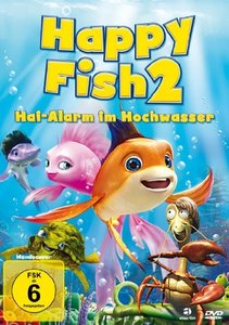 Happy Fish 2-Hai-Alarm im Ho