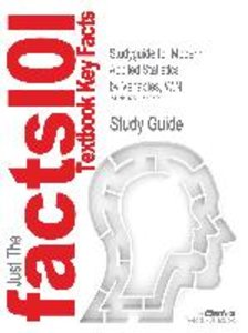 Studyguide for Modern Applied Statistics by W.N. Venables, ISBN